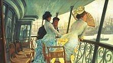 James Tissot a Roma, i colori dell'Ottocento