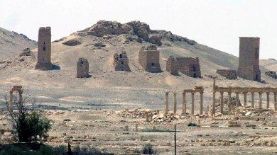 """L'Is si accanisce sui capolavori di Palmira Fa saltare anche le """"tombe a torre"""""""