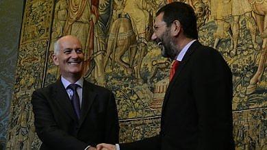 """Roma e Giubileo, Marino vede Gabrielli  """"Alfano ha immagine datata della città"""""""