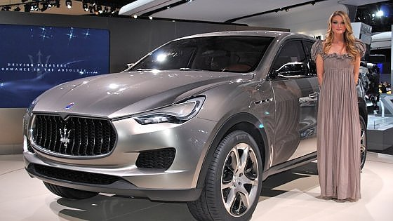 La Fiat riapre la fabbrica di Mirafiori sotto il marchio Maserati