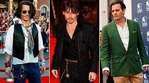 Che fine ha fatto Johnny? Né cowboy né pirata: il look   ''Mi trasformo per i fan''  Video