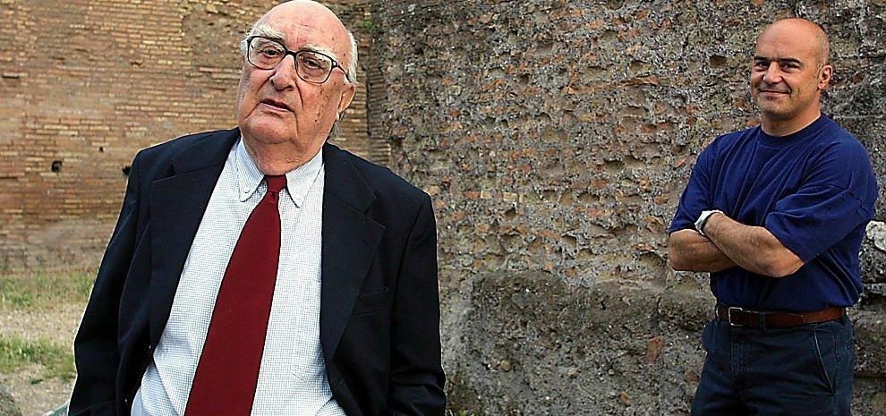 Buon compleanno Camilleri, a Roma festa grande per lo scrittore