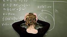 Dai padri ai figli, niente da fare: la paura per la matematica è ereditaria