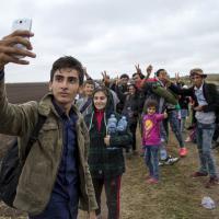 Germania, oltre le frontiere la felicità sui volti dei migranti