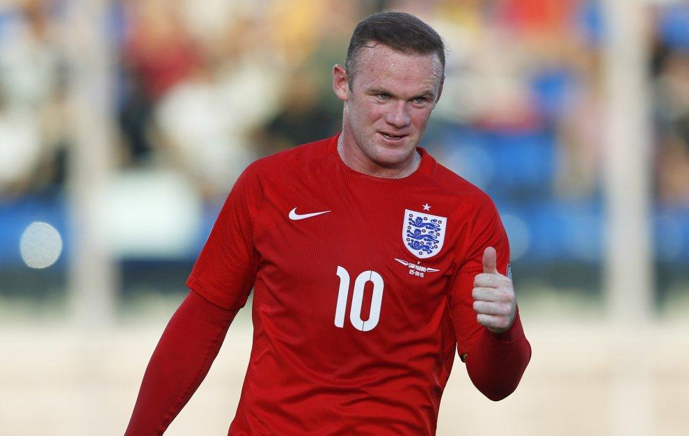 Inghilterra: Rooney agguanta Charlton, 49 gol in Nazionale