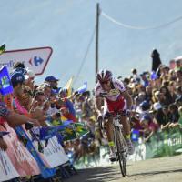 Vuelta, Rodriguez si scatena in salita: Aru resta in rosso per un secondo