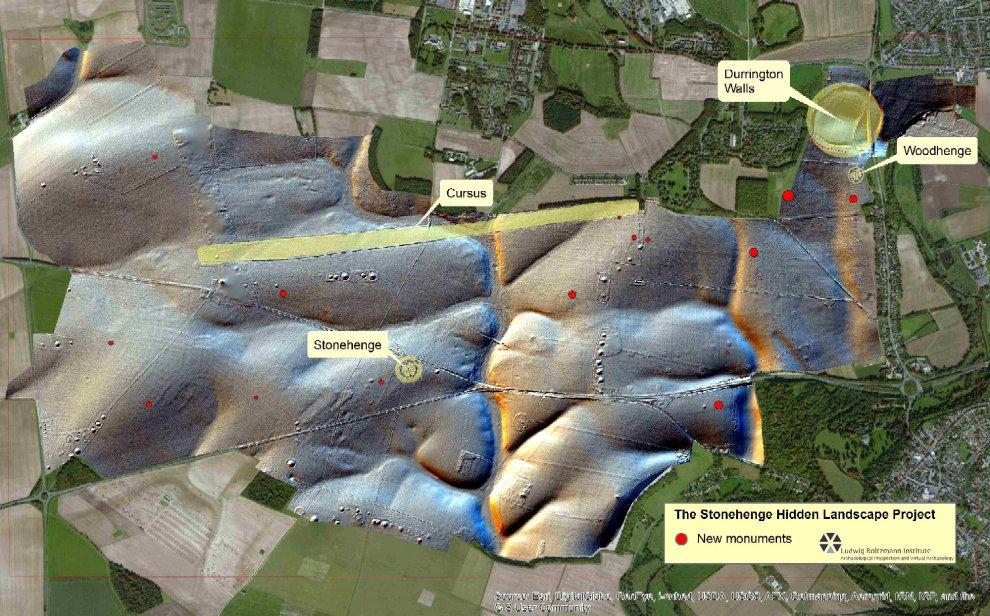 Gb, scoperto sito 'gemello' di Stonehenge: ha oltre 4.500 anni