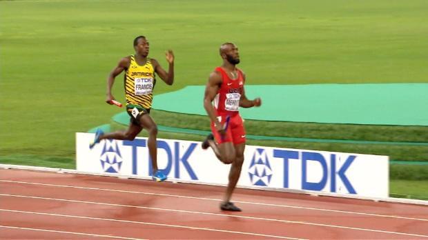 Mondiali atletica, 1° il Kenya