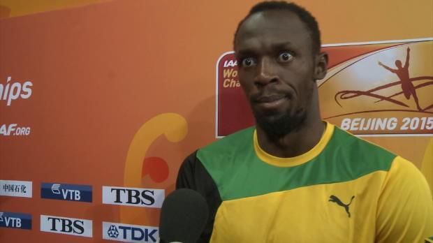 """Bolt sfotte: """"Settimana dura per Gatlin..."""""""