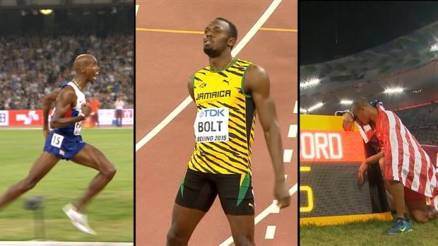 Tris di Bolt, oro anche nella 4x100