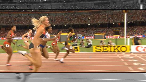 La Schippers trionfa al fotofinish nei 200m