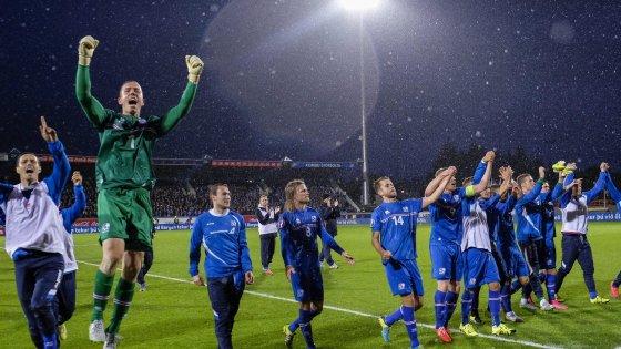 Islanda prima, Olanda quasi fuori: cambia l'Europa del calcio