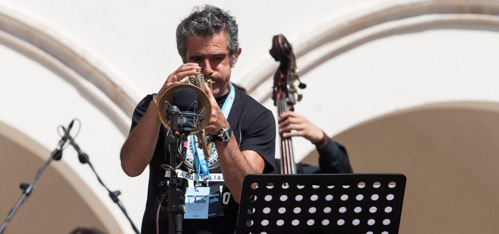 L'Aquila, maratona jazz per far rivivere la città