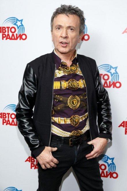 Enzo Ghinazzi, 60 anni da Pupo