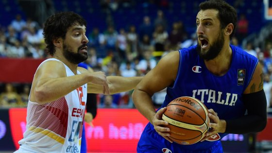 Europei Basket: Video Highlights Italia-Spagna 105-98
