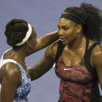 Us Open, Serena Williams batte la sorella Venus
