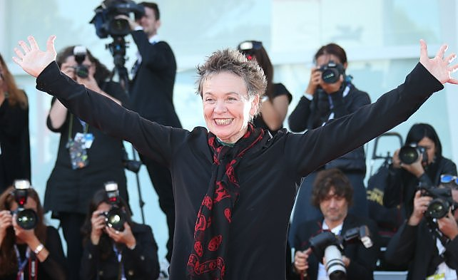 Laurie Anderson racconta  l'amore secondo Lou Reed