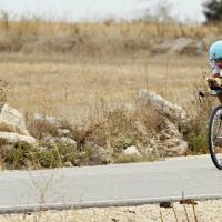 Vuelta, il film della cronometro: Dumoulin vola, Aru resiste