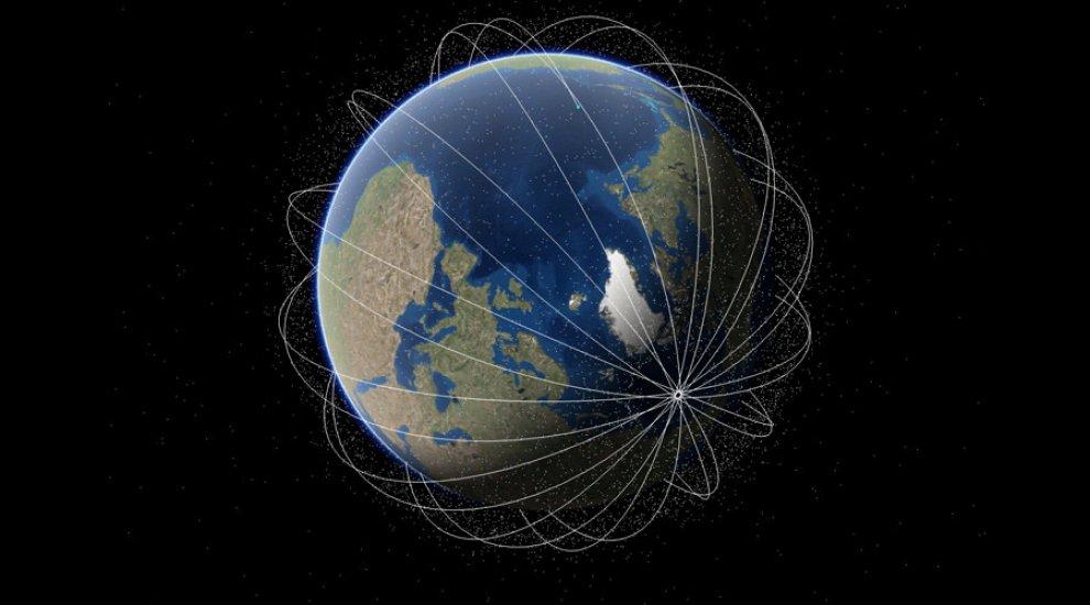 Le mappe di Esri: ecco i 14mila satelliti in orbita intorno alla Terra