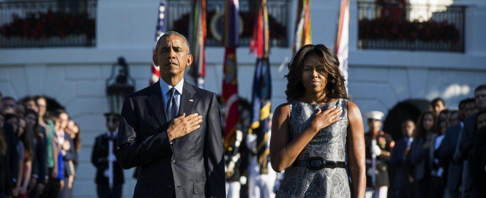 """Usa: 11 settembre, il giorno del ricordo. Obama: """"Ora siamo più forti che mai"""""""