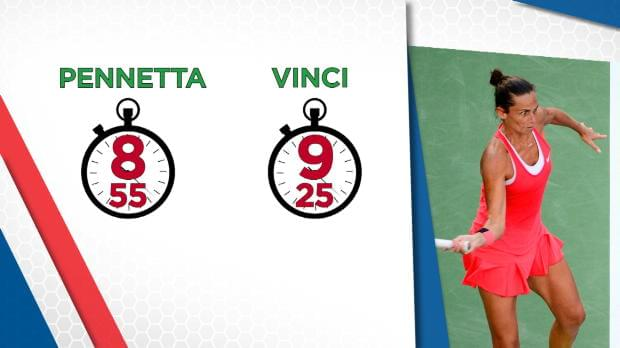 Pennetta-Vinci, quale fattore deciderà la finale?