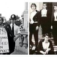 Corbyn vs. Cameron, due mondi contrapposti: ecco com'erano negli anni 80