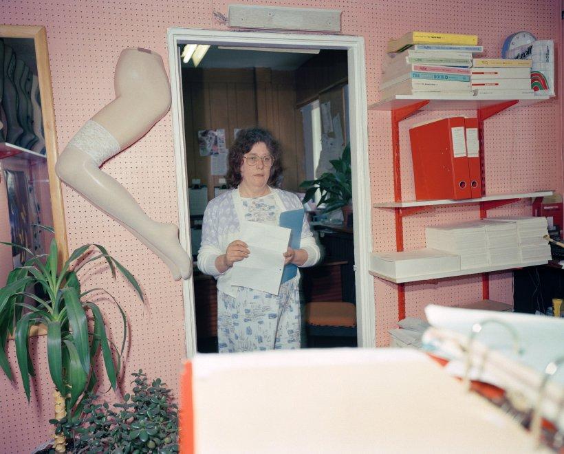 Amarcord anni Ottanta: vita in ufficio