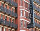 Chelsea Hotel, poesia, musica