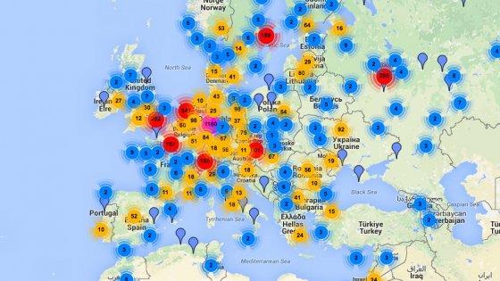 Cresce la voglia di rete anonima: 6.000 nodi di Tor nel mondo e la Germania al top
