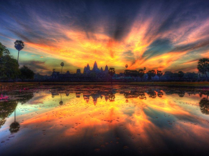 L'alba in tutti i luoghi del mondo, ecco dove non perderla