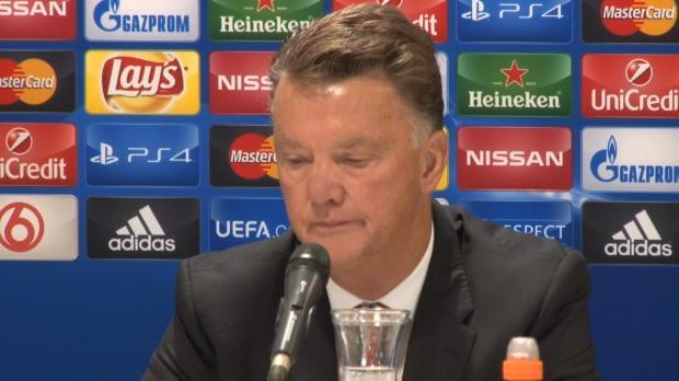 "Van Gaal: ""Terribile infortunio a Shaw"""