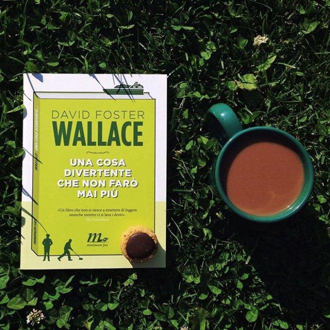 D. F. Wallace e un croissant: le colazioni letterarie