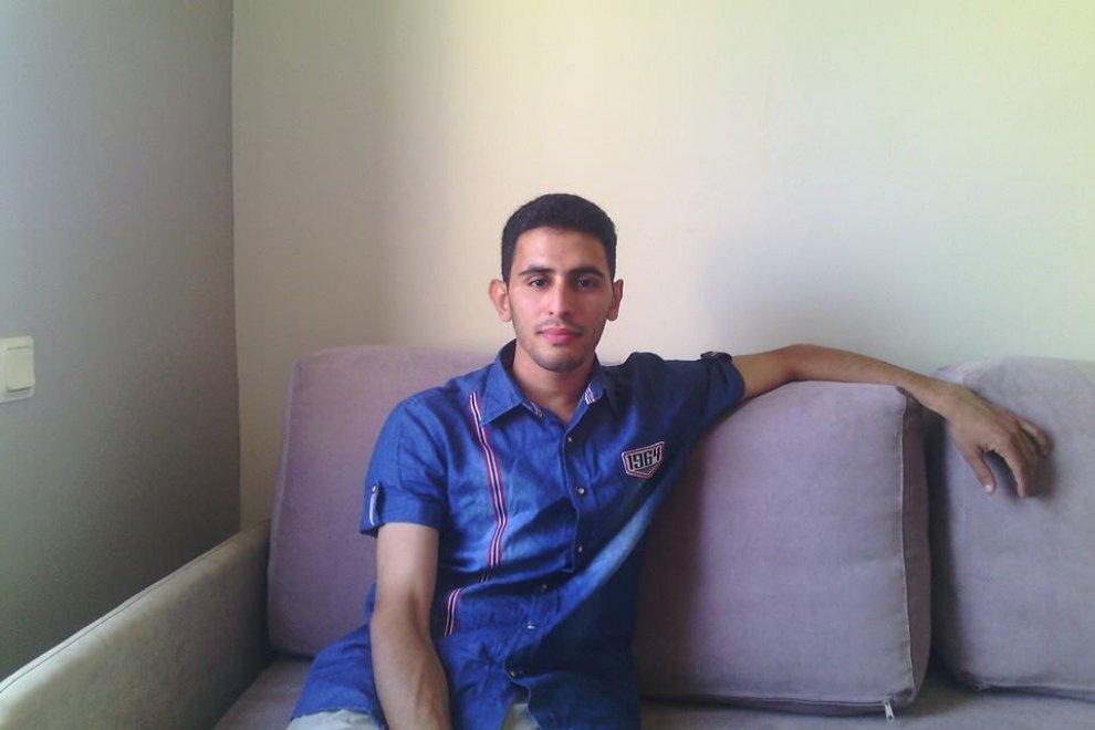 """Il viaggio del """"pianista di Yarmuk"""": Aeham Ahmad arriva in Grecia"""