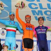 Ciclismo, Coppa Agostoni: eterno Rebellin, battuto Nibali