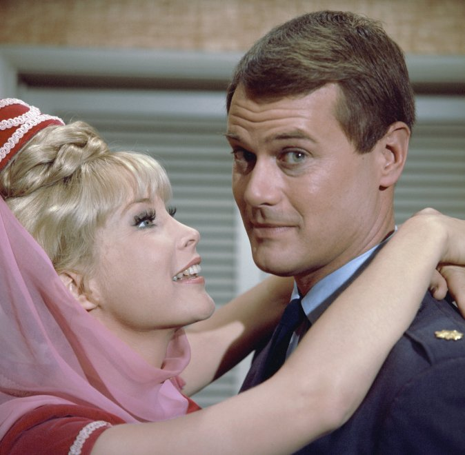 I Dream of Jeannie Show Secrets From Barbara Eden Larry