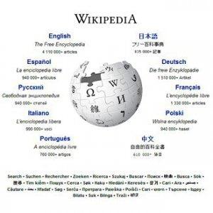"""""""Pochi paesi occidentali dominano il sapere su Wikipedia"""""""