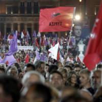 Grecia, Tsipras chiude la campagna elettorale: