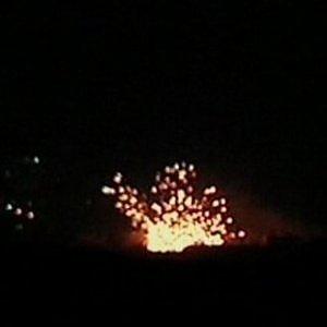 Gaza, raid israeliano dopo il lancio di razzi sulla Striscia