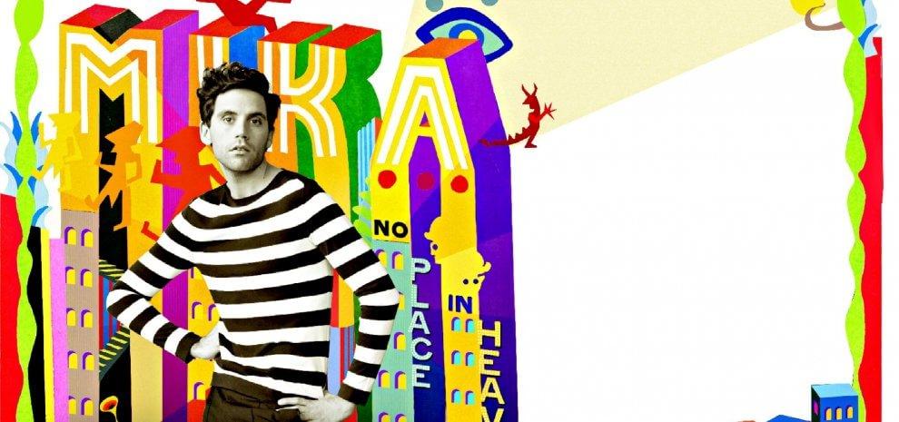 """Mika: """"Ho rotto il muro dell'omofobia e non ho paura"""""""