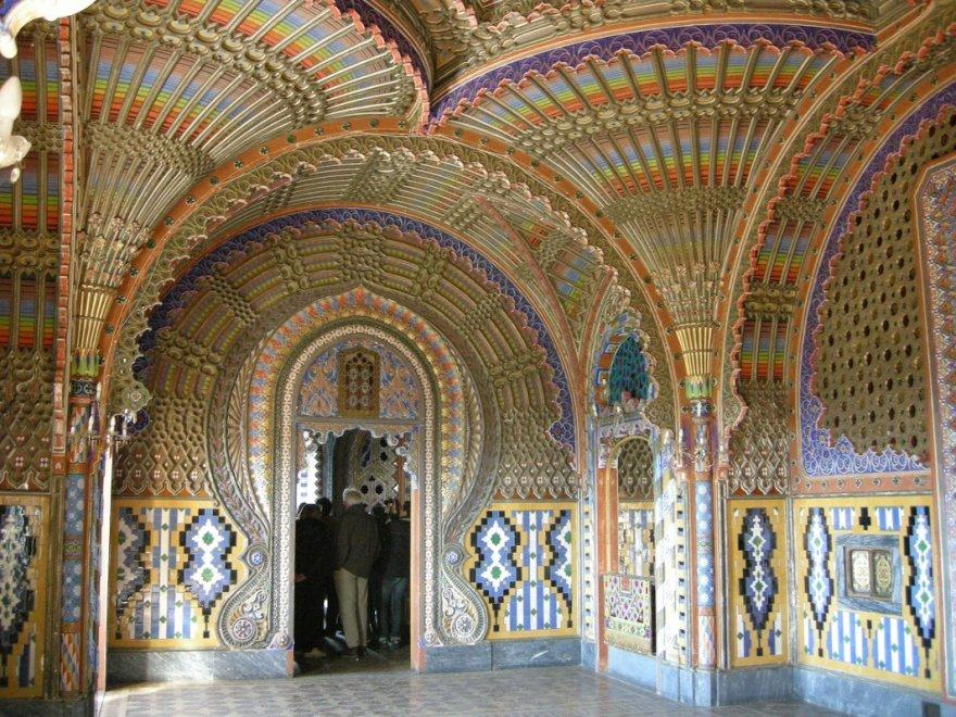 palazzo di Sammezzano