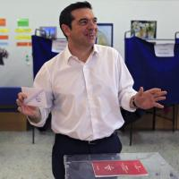 Elezioni in Grecia: i leader al voto