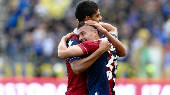 Bologna-Frosinone 1-0, Mounier regala i primi tre punti ai felsinei