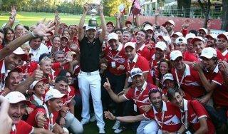 Golf, Open d'Italia allo svedese Karlberg: Kaymer battuto allo spareggio