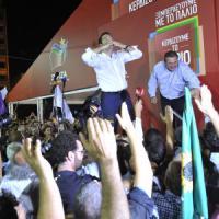 Elezioni in Grecia, vince Tsipras: