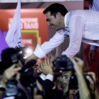 Elezioni Grecia, Tsipras: oggi il giuramento e il nuovo governo