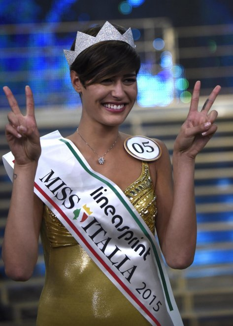 Miss Italia 2015, vince Alice Sabatini: il fotoracconto della finale