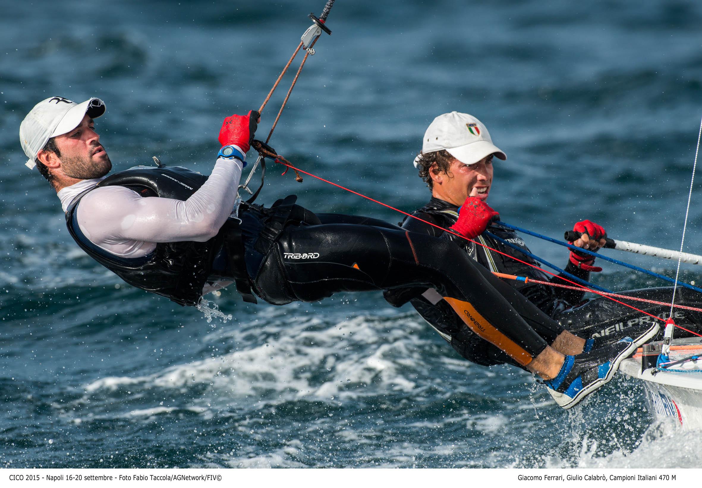 Olimpiche: ecco i campioni italiani