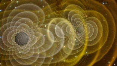 A caccia dei sussurri cosmici -   Foto   testimoni delle catastrofi celesti