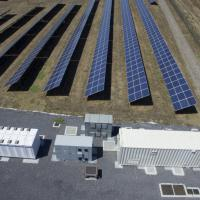 Enel Green Power, l'impianto fotovoltaico siciliano che accumula energia