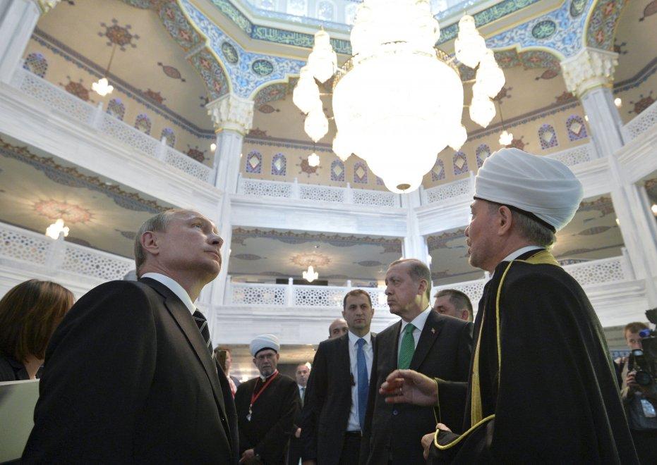 Mosca: inaugurata la Moschea più grande d'Europa